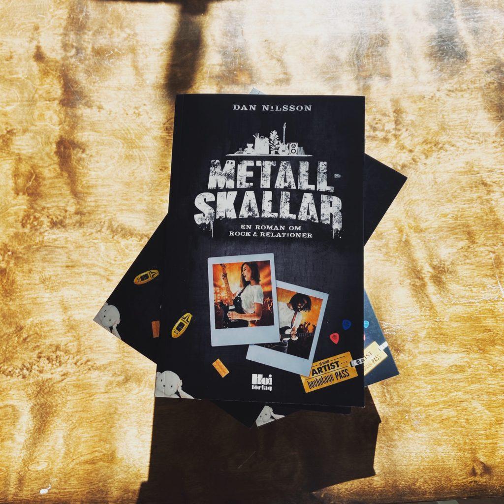 Boksläpp: Metallskallar